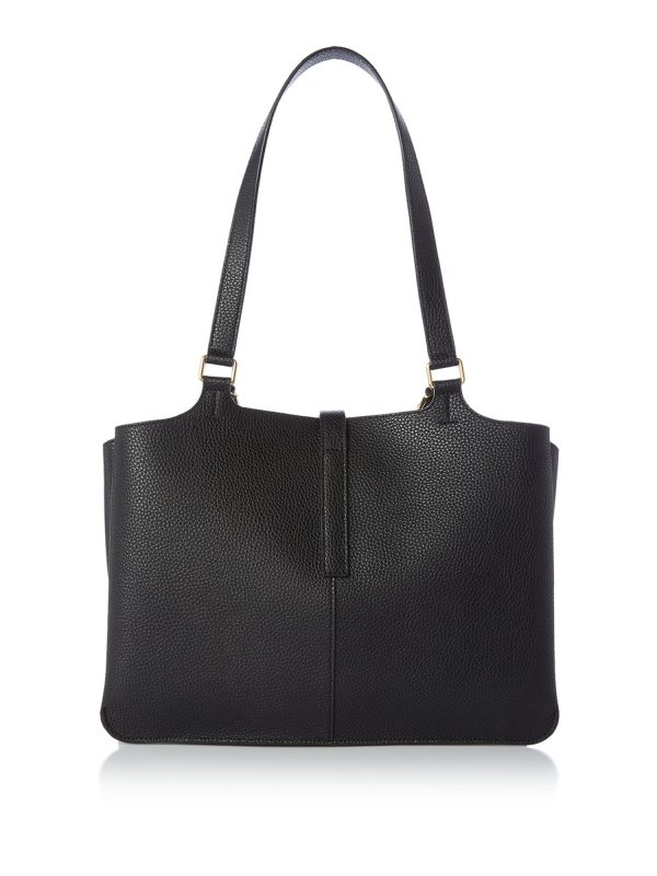DKNY Paris LG Tote in Black