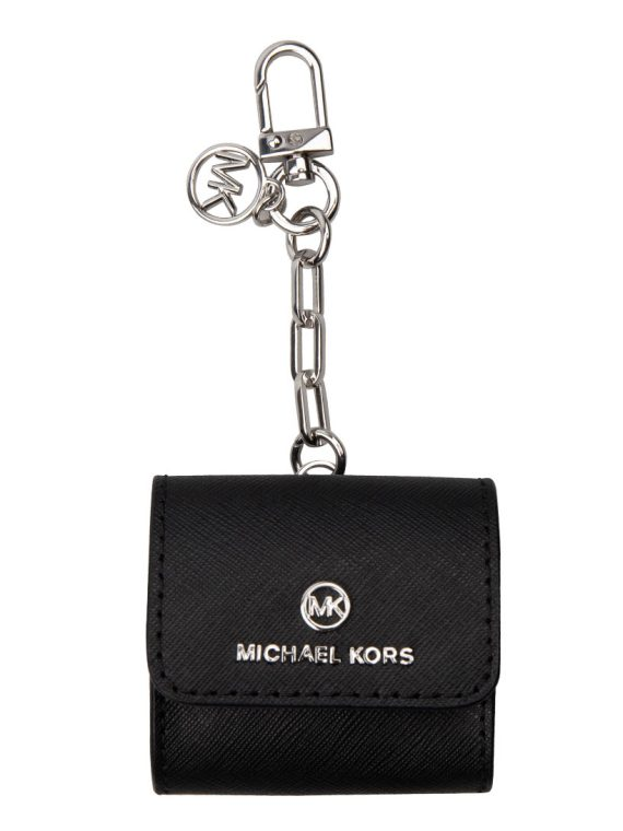 Michael Michael Kors Air Pod Holders in Black